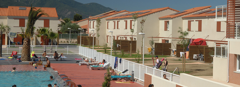 Les Demeures de la Massane - Argelès sur mer - Vacancéole - Appartement avec balcon ou terrasse